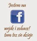 Odwiedź mnie na Facebook