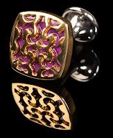 Penrose 'Berwick' cufflink