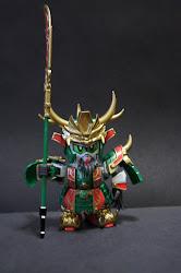 BB Senshi Sangokuden SD Kanu Gundam