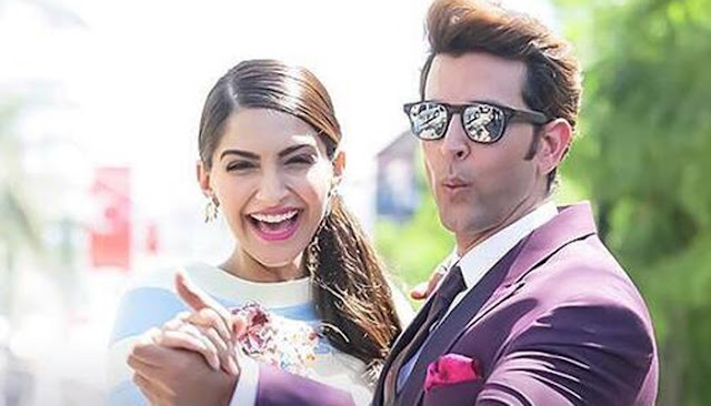 Aashiqui 3  Movie Lead role Hrithik Roshan and Sonam Kapoor