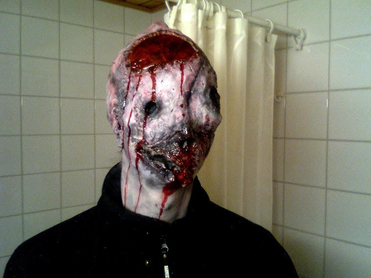 Creature: Henri Tiihonen. Make-up: Ari Savonen. EXI(S)T / Inmind Videozone 2.