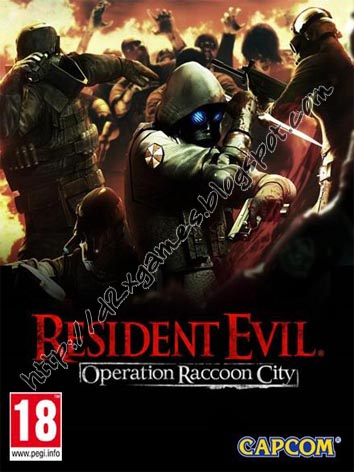 Free Download Games - Resident Evil Operation Raccoon City