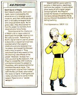 Kid Psycho (ficha dc comics)