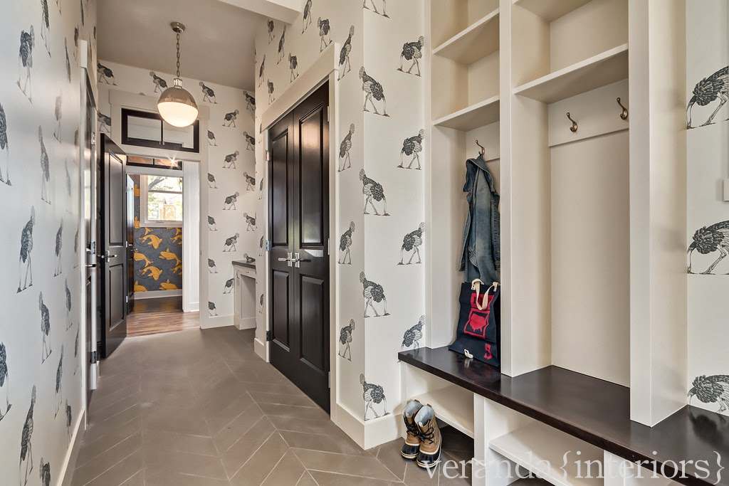 Hillhurst Custom Mud Room Amp Laundry Room Veranda