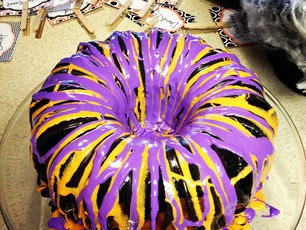 Bewitched Bundt