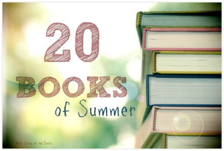 My #20BooksofSummer Reading Challenge