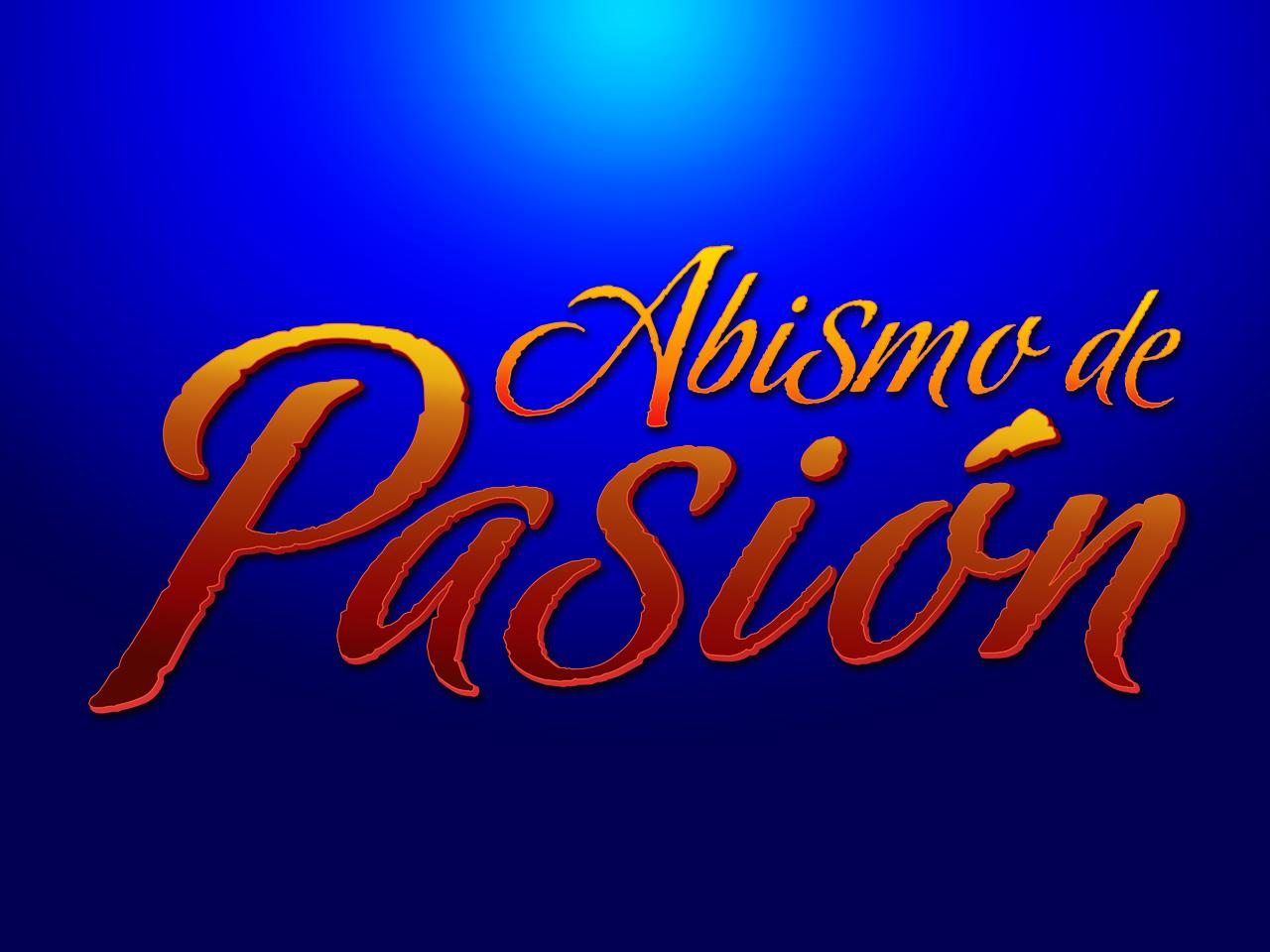Imagenes con el logo oficial de Abismo de pasion