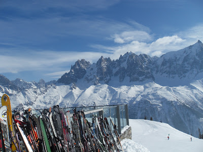 Ski in MontBlanc Brvent Flgre Live and Travel in France