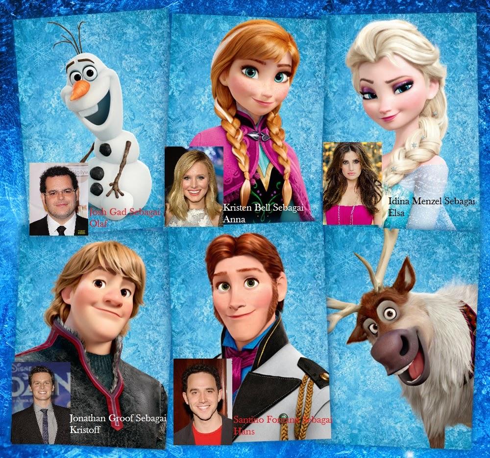 Download Film Disney - Frozen Full Movie (2013)