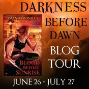 Amanda Bonilla Blood Before Sunrise Blog Tour