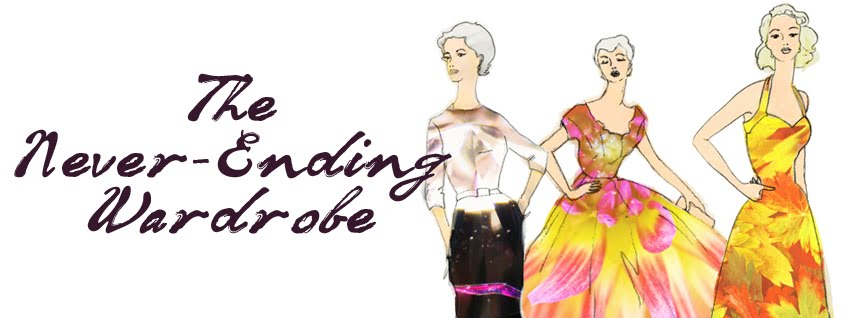 The Never-Ending Wardrobe - a UK fashion and style blog, bringing you the latest designer bargains.