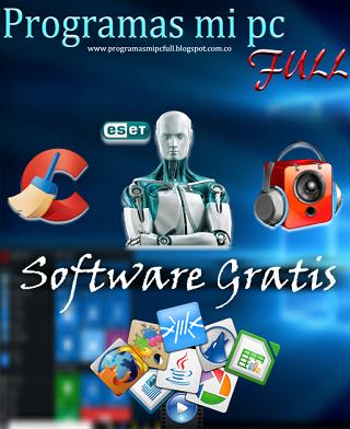 PROGRAMAS MI PC FULL