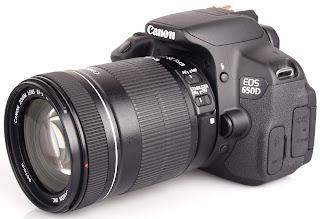 Daftar Harga Kamera DSLR Canon 2013