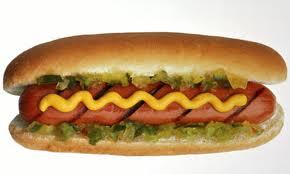 Sambal Hot Dog