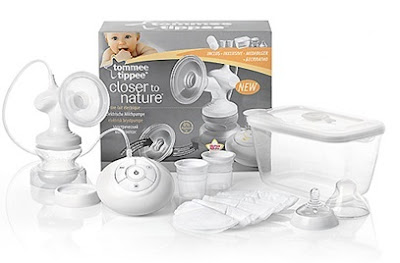 TOMMEE TIPPEE EXTRACTOR ELECTRICO PORTATIL DE LECHE MATERNA