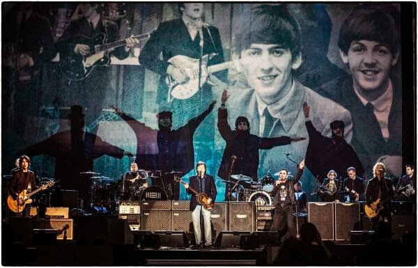 "TNT Transmitirá ""The Night That Changed America: A Grammy Salute To The Beatles"""