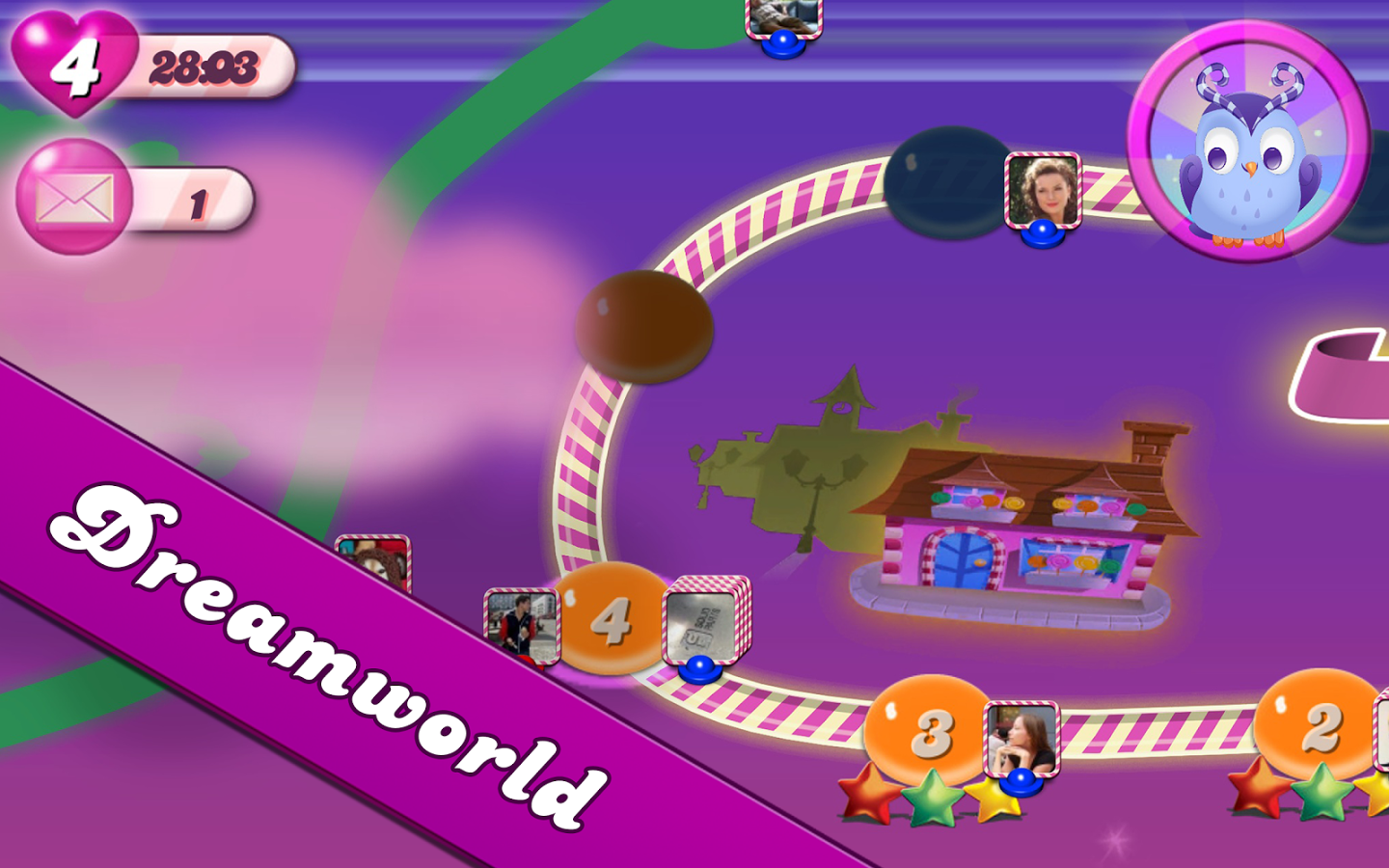 Candy Crush Saga Android Apk Oyun resimi
