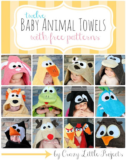 http://www.diyncrafts.com/581/fashion/baby-craft-diy-make-your-own-adorable-baby-animal-towels