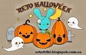 "Reto Artefriki ""Halloween 2014"""