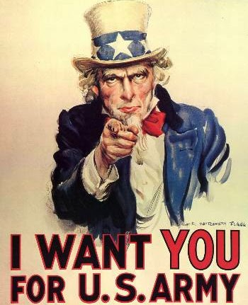 tio sam uncle sam I want you for u.s. army