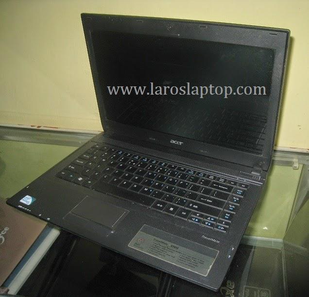 Harga Laptop Second acer TravelMate 4740Z
