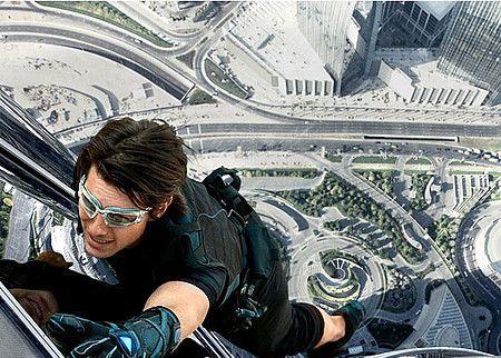 10 Film Hollywood Paling Banyak Dibajak Sepanjang Tahun 2012: Mission Impossible: Ghost Protocol