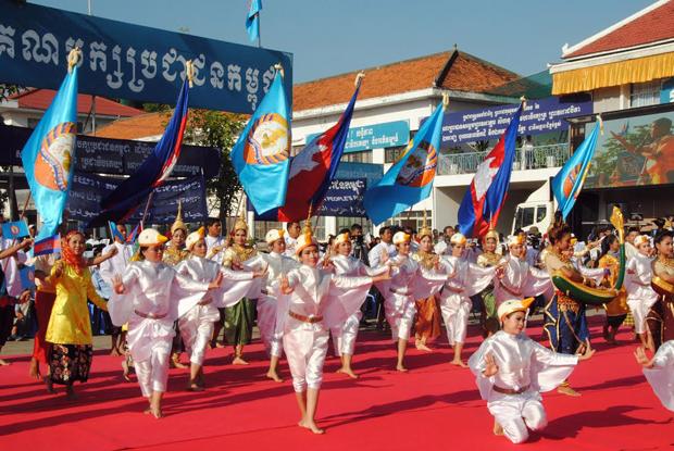 64ème anniversaire de la création du PPC. Photo: Chim Nary