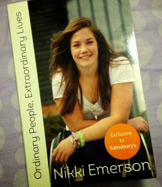 Ordinary People, Extraordinary Lives by Nikki Emerson