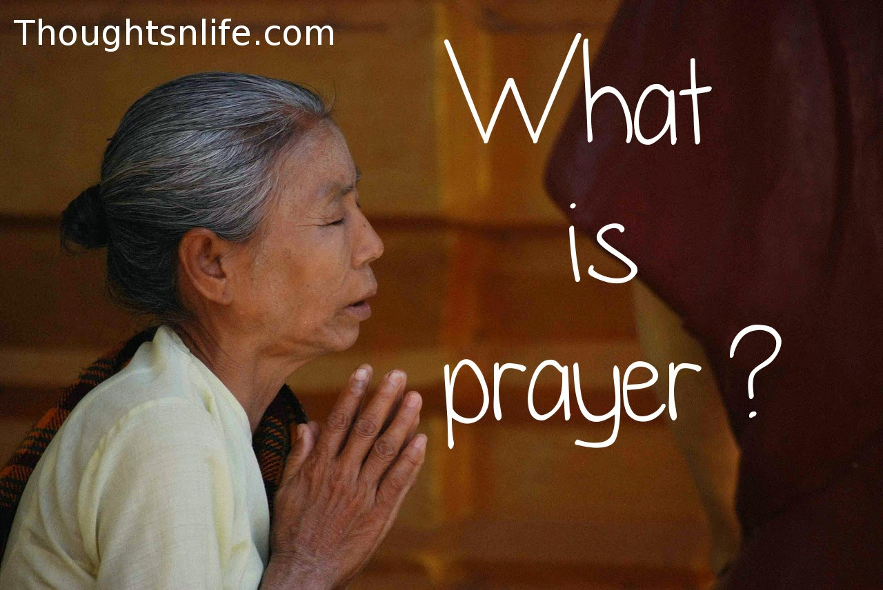 Thoughtsnlife.com: Prayer is the soul's sincere desire and thus is its own answer, as the sincere desire made active and accompanied by faith sooner or later gives place to realization; for faith is an invisible and invincible magnet, and attracts to itself whatever it fervently desires and calmly and persistently expects. Ralph Waldo Trine