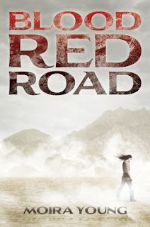 Tuesday Quickie: BLOOD RED ROAD by Moira Young