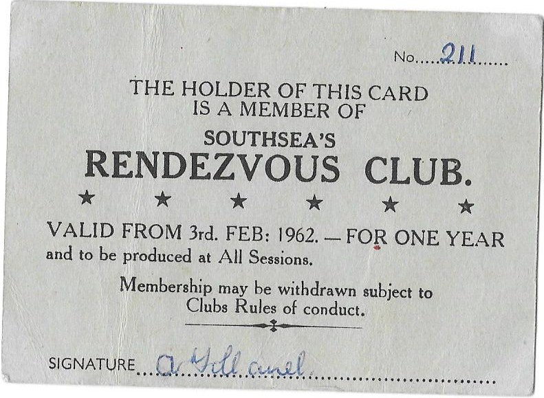 Remember the Rendezvous?