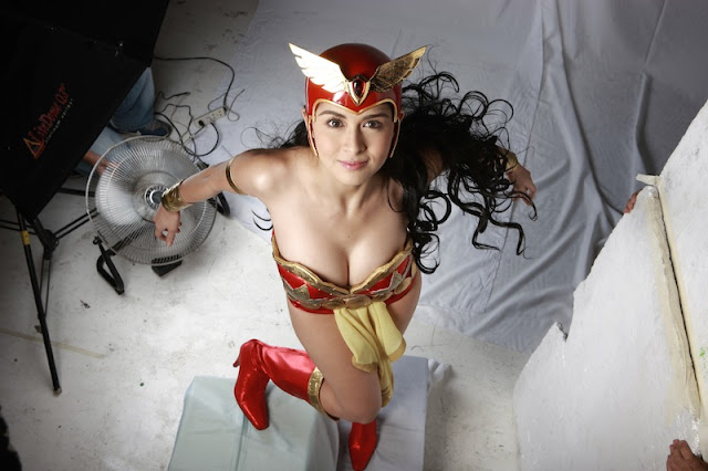 Marian Rivera sheds off Darna and - 64.0KB