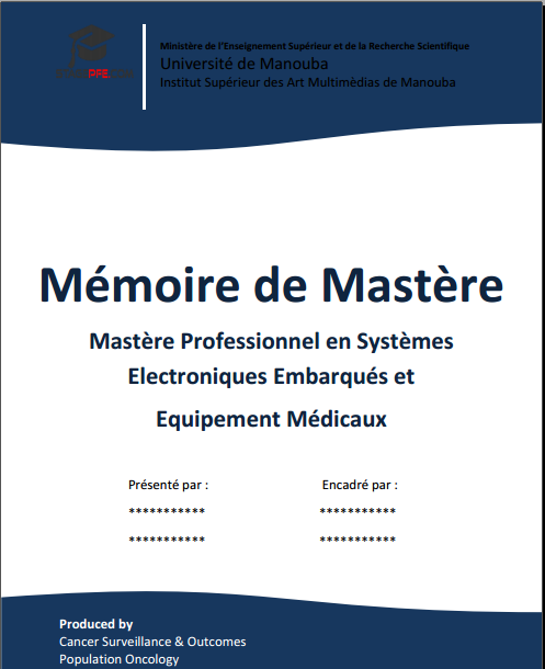page de garde rapport de stage 6 introduction rapport de