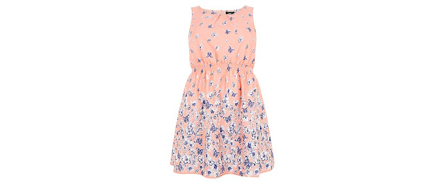 http://www.newlook.com/shop/inspire-plus-sizes/dresses/plus-size-coral-floral-print-skater-dress_331270583