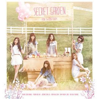 APink (에이핑크) - Secret Garden [3rd Mini Album]