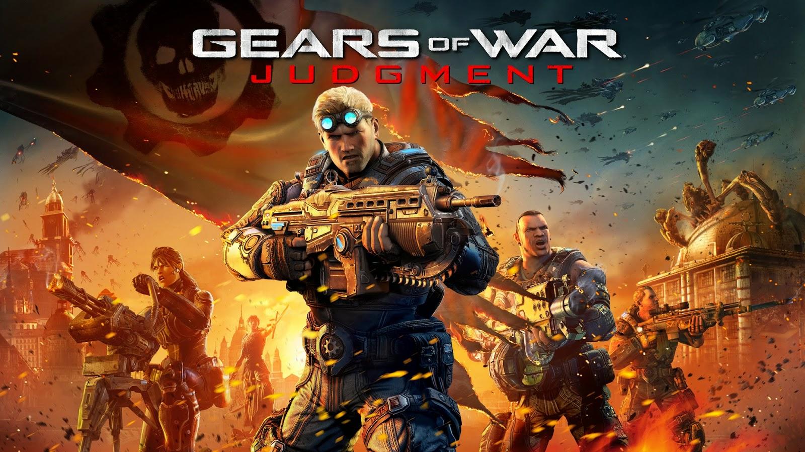 El rincon del golem gears of war judgment ltima secuela for Gears of war juego de mesa