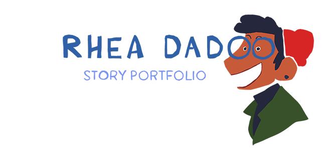 Rhea Dadoo Portfolio