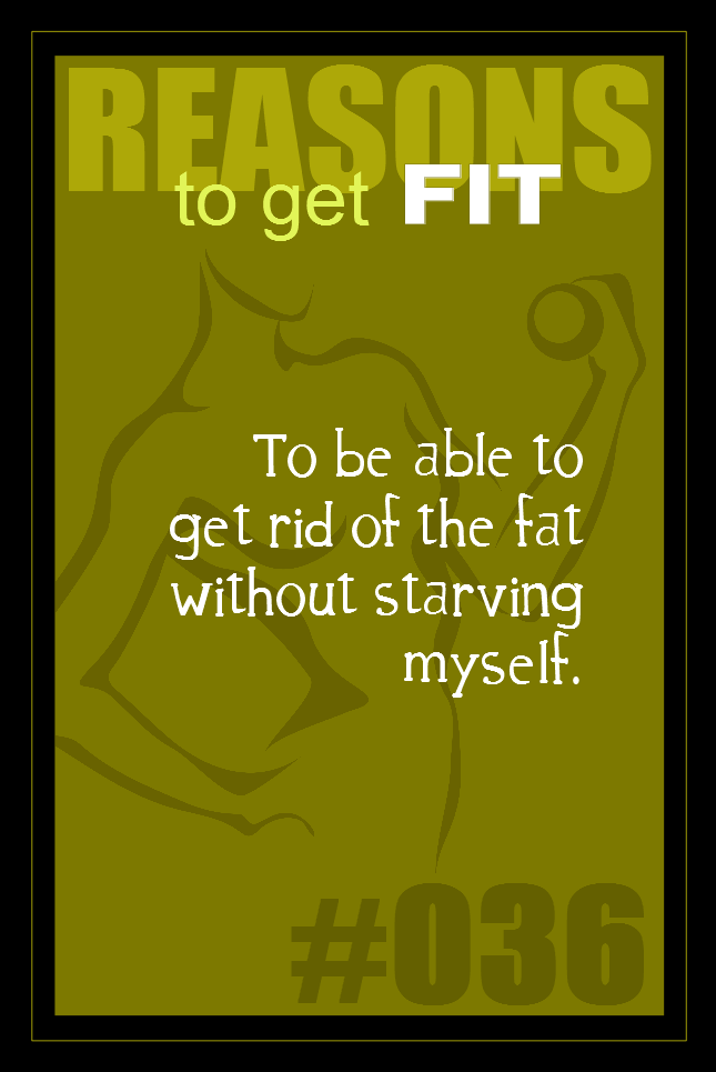 365 Reasons to Get Fit #036