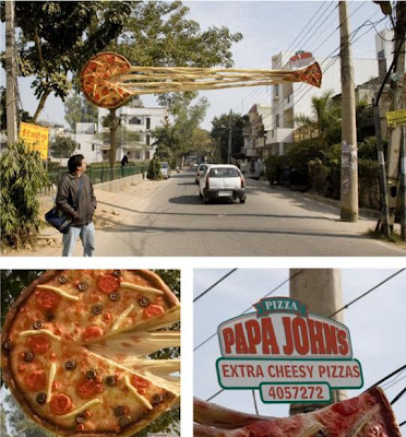 20 Creative and Cool Pizza Advertising Campaign (20) 7