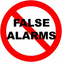 No false alarms