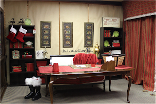 santas wonderland santas office