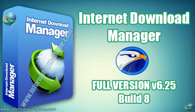 Internet Download Manager 6.25