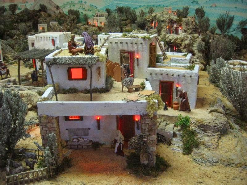Artesan A En El Bel N Arquitectura Hebrea En Tiempos De Jesus