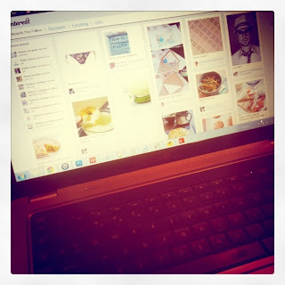 instagram libbyjb pinterest laptop