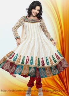 Indian-Frock-Style
