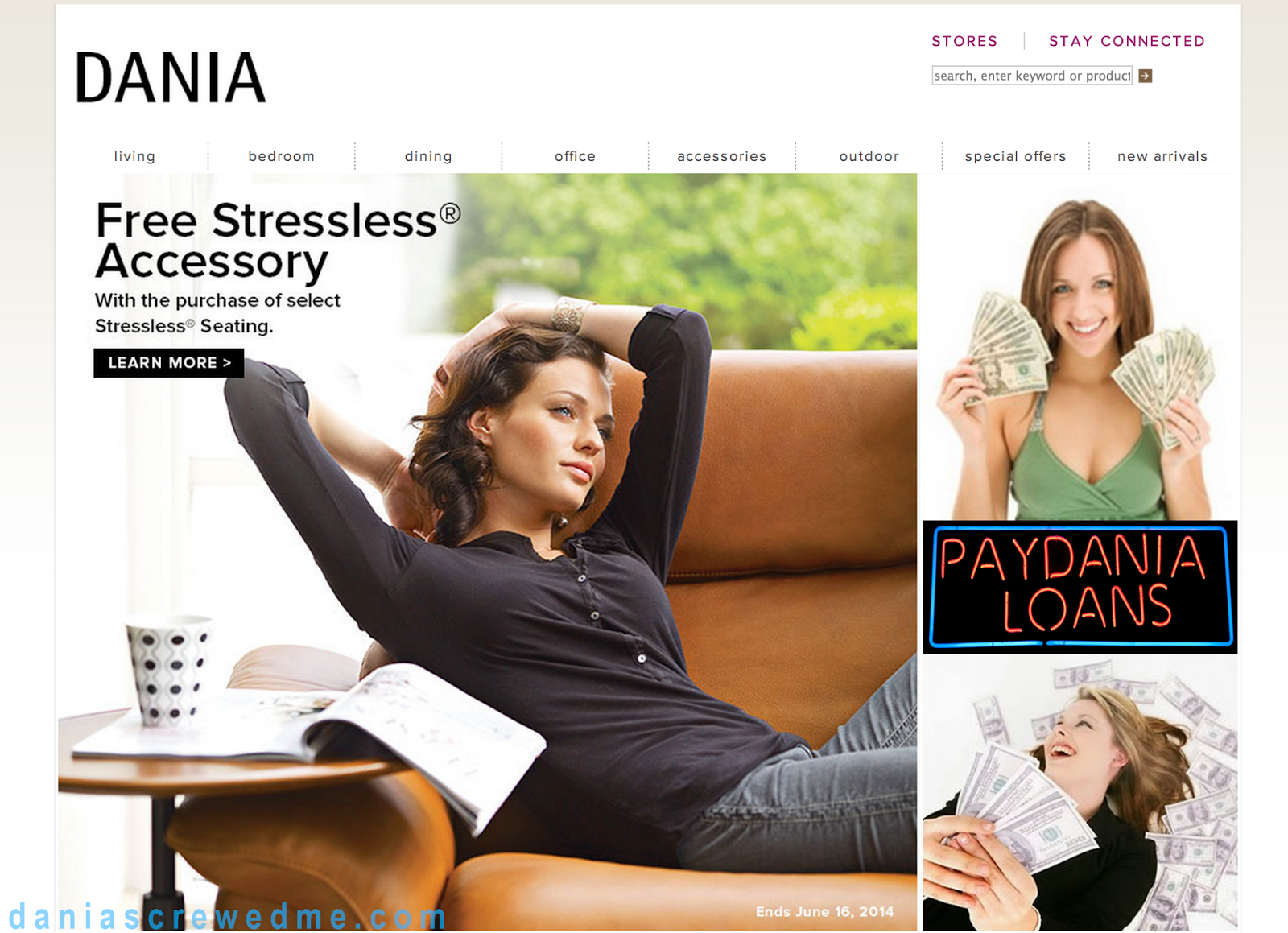 dania now offering payday loans
