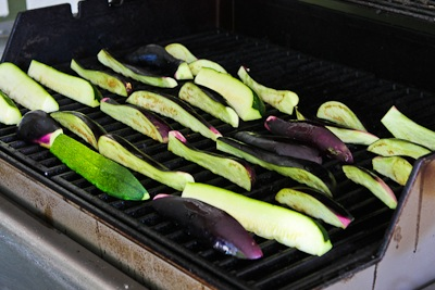 ... Kitchen®: Spicy Grilled Eggplant and Zucchini Salad with Thai Flavors