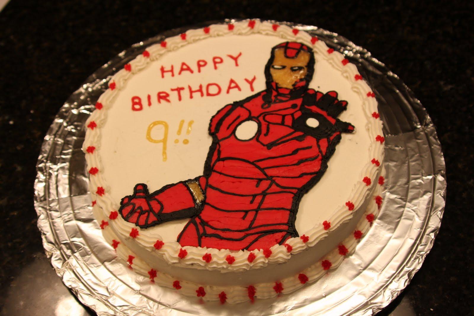 Happy Birthday Man Cake Brithday Cake