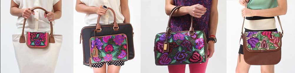 Chicas para portar una de estas lindas carteras, bolsas o bolsas www.makamexico.com