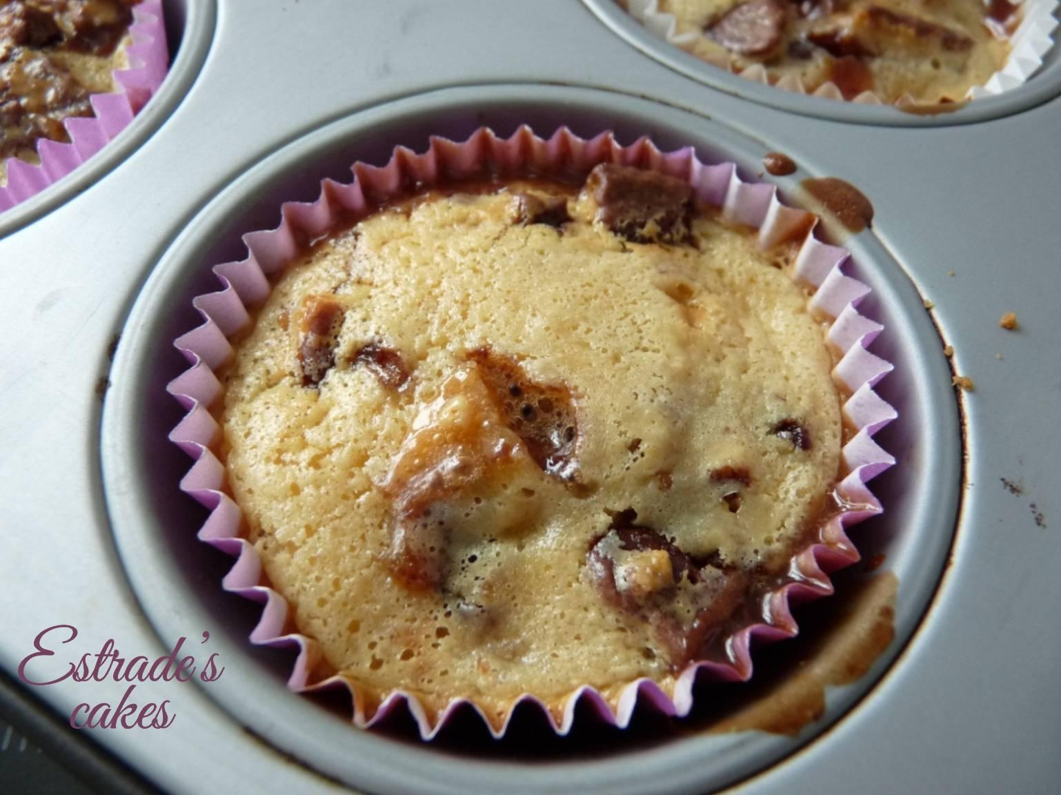 receta de tarta de queso con twix - 4